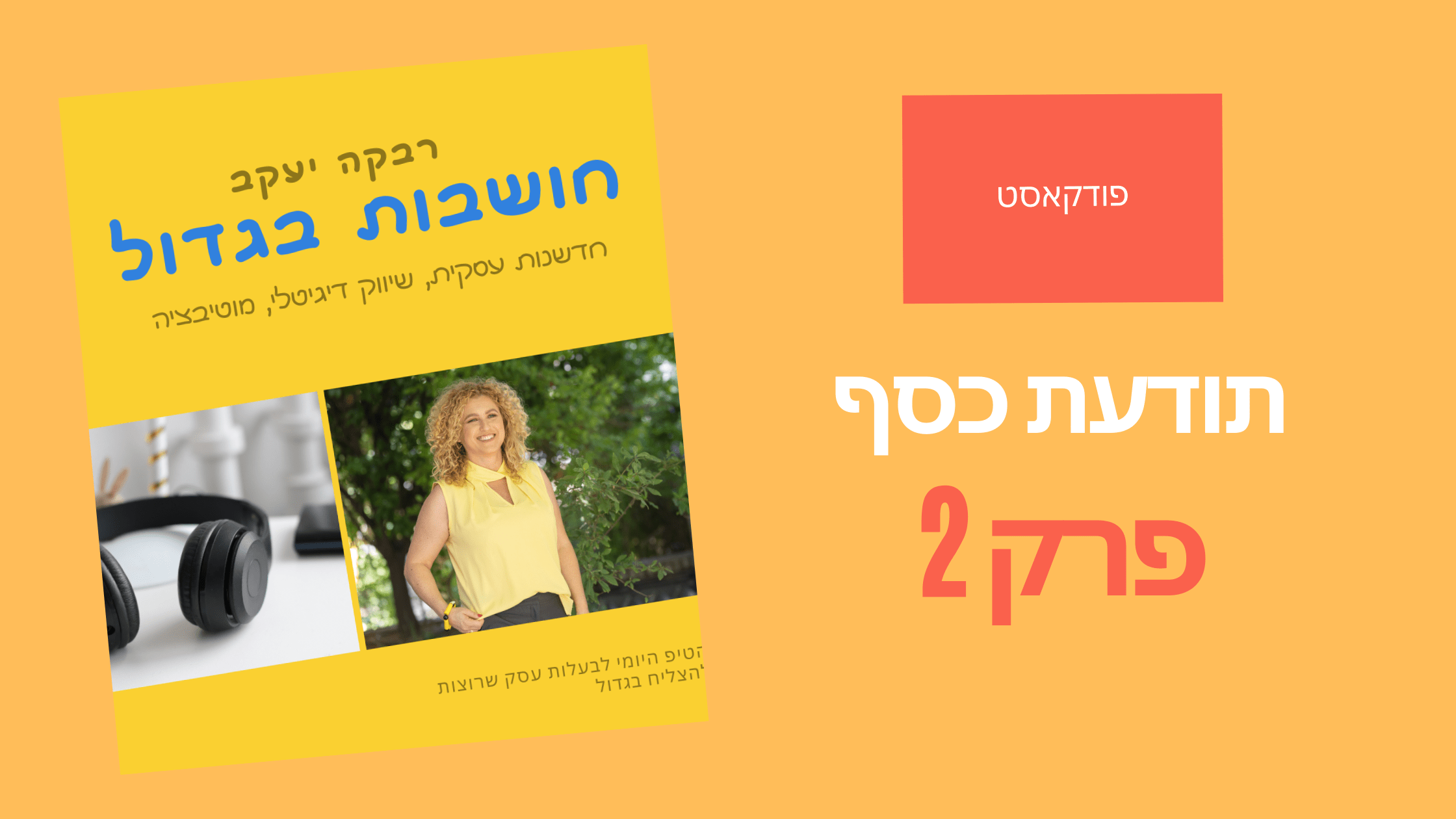 Read more about the article תודעת כסף – פודקאסט